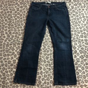 Levi Strauss Signature Low Rise Bootcut Jeans, 14S